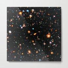 Hubble Ultra Deep Field Metal Print