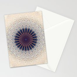 Mandala Drawing design Stationery Cards