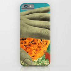 wake up and smell the flowers Slim Case iPhone 6s