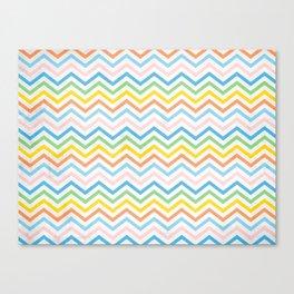 Retro 60 - Second Wave Canvas Print
