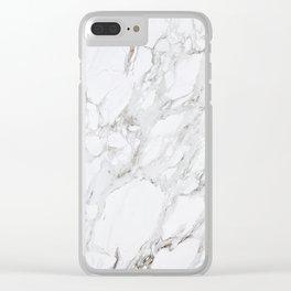 L E B A N O N Clear iPhone Case