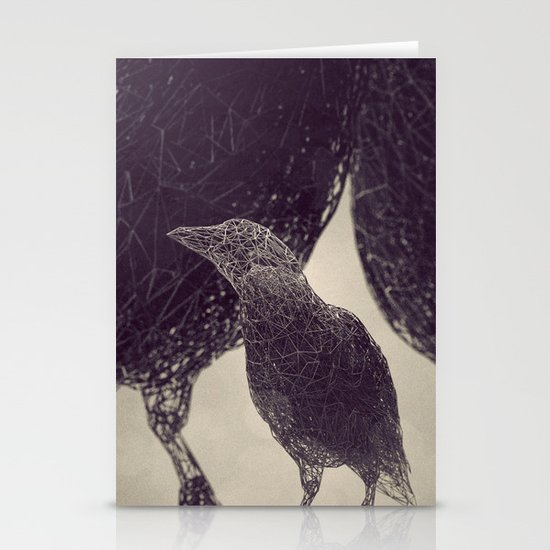 Mr Magpie Stationery Cards