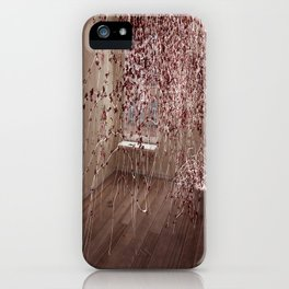 Electric Flowers iPhone Case