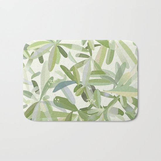 Fantasia foglie Bath Mat
