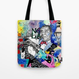 The Sound of New Orleans Tote Bag