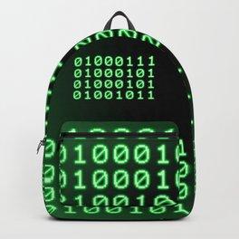 Binary code for GEEK Backpack