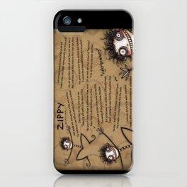 Zippy iPhone Case