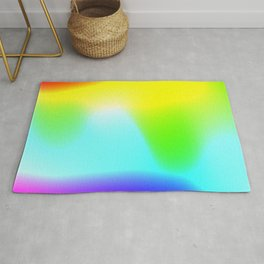 gradien background Rug