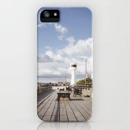 Little Hampton iPhone Case