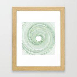 Valentine's Fractal II - Light Framed Art Print