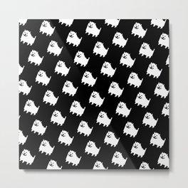 Annoying Dog Metal Print