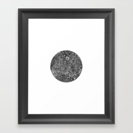 Afterworld Equations Framed Art Print