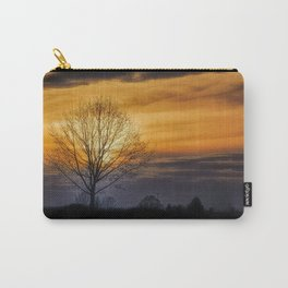 """""""Evening Solace"""" Carry-All Pouch"""