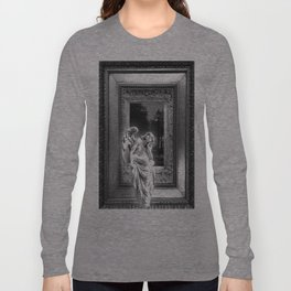 Angel of Bristol (BW) Long Sleeve T-shirt