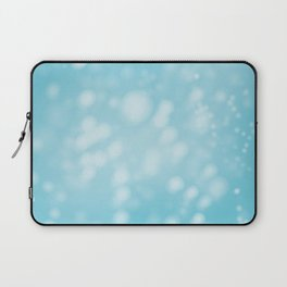 Turquoise Ombre Laptop Sleeve