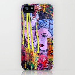 Relapse to Donnybrook iPhone Case