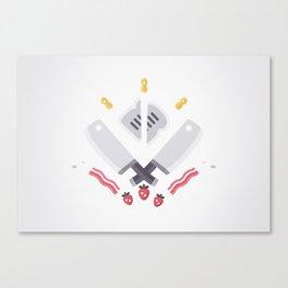 DISH - ORIGINAL Canvas Print