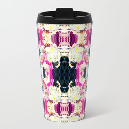 Digital interpretation rococo Travel Mug