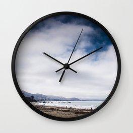 Cayucos Wall Clock