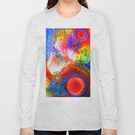 abstract #234 Long Sleeve T-shirt