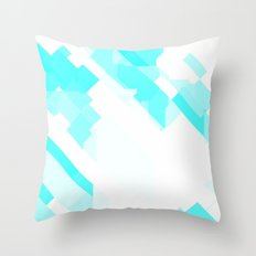 Colder Throw Pillow