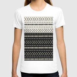 Mudcloth Colorblock T-shirt