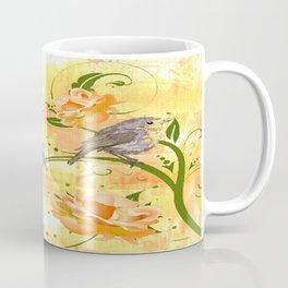 The Sparrow's Melody Coffee Mug