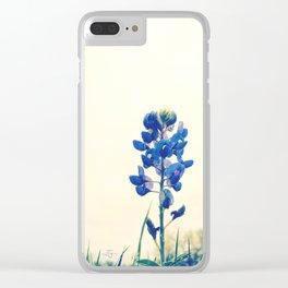 071 | austin Clear iPhone Case
