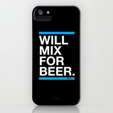 Will Mix For Beer Slim Case iPhone (5, 5s)