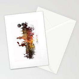 Cracow Poland Stationery Cards