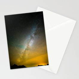 Orionids Meteor Stationery Cards