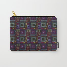 Border Pattern Design (2) Carry-All Pouch