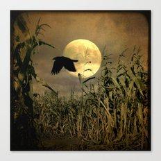 Havest Moon Canvas Print