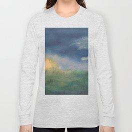 SunnySide Up - Abstract Nature Long Sleeve T-shirt