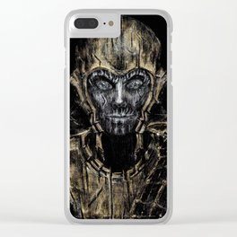 From the Ghoul Closet - Imperator Clear iPhone Case