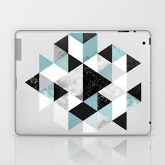 Graphic 202 Turquoise Laptop & iPad Skin