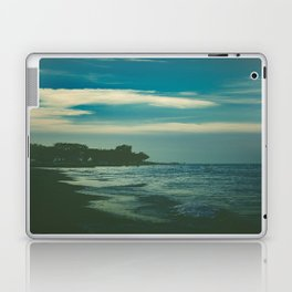 Good Bye Blue Sky Laptop & iPad Skin
