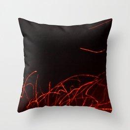 Sparks Series 1 Throw Pillow