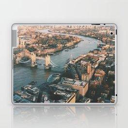 Top of the Shard Laptop & iPad Skin