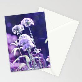 Beautiful autumn in the gardens Stationery Cards