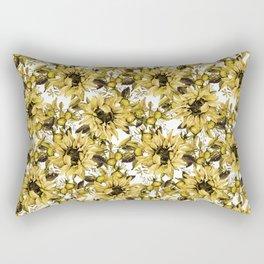 Sunflowers Rectangular Pillow