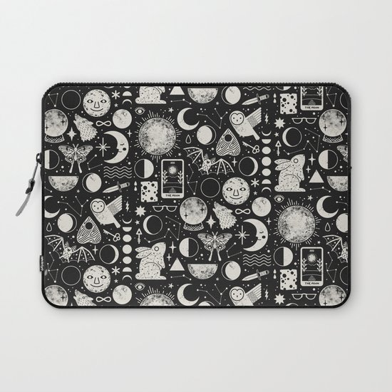 Lunar Pattern: Eclipse by camillechew