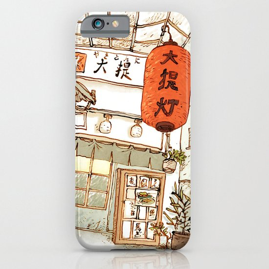 Tokyo Izakaya iPhone & iPod Case