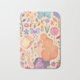 Sugar and Spice Bath Mat
