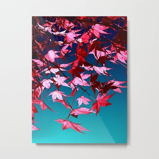 red tree II Metal Print