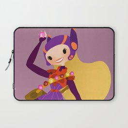 Honey Lemon battlesuit Laptop Sleeve