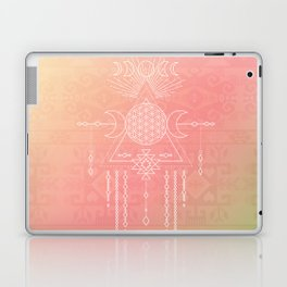 Tribal Moon Goddess Laptop & iPad Skin