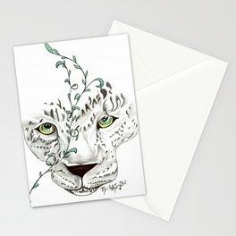 016. Primal Eyes Stationery Cards