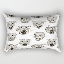 Fear and Loathing Rectangular Pillow
