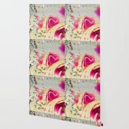 Efflorescence [5] Vintage Wallpaper